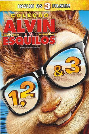 FILME E 3 OS ALVIN DUBLADO ESQUILOS GRATIS BAIXAR O