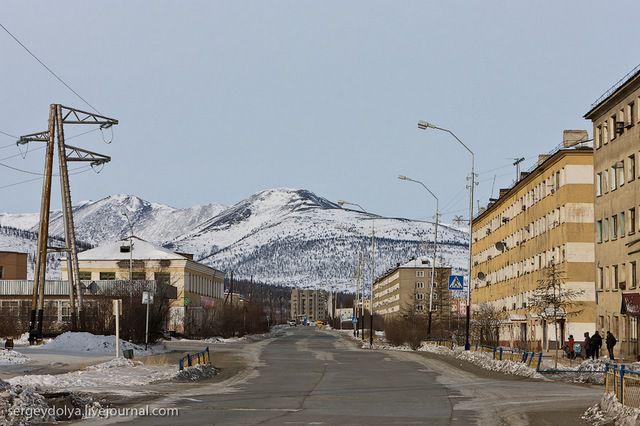 Экспедиция на Чукотку: Билибино – самый дорогой город на Земле