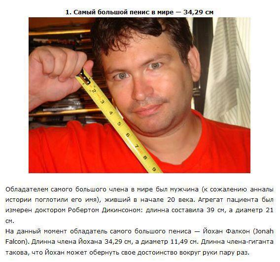 Секс-рекорды Гинтесса