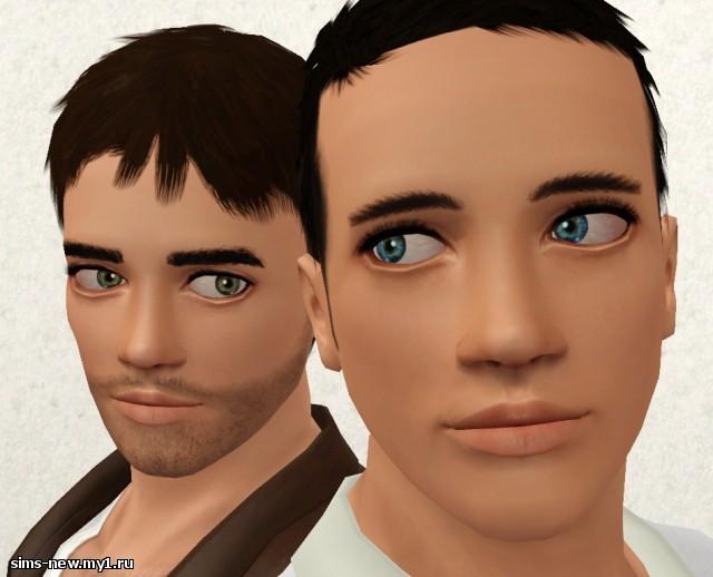 Глаза, линзы, брови для Sims 3 777ee695fbd38c6a3962c38b18d4aaf6