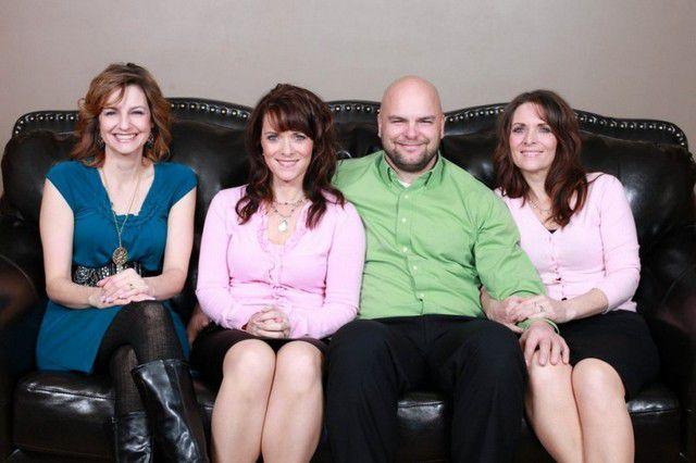 Семейный квартет мормонов из Солт Лейк Сити