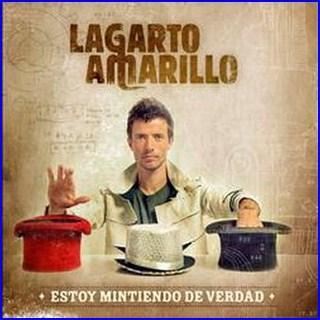 Lagarto Amarillo - Estoy Mintiendo de Verdad (2012)