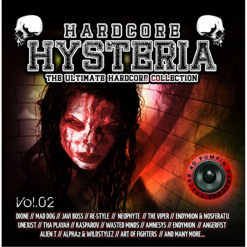 (Hardcore) VA - Hardcore Hysteria Vol. 2 - 2012, MP3, V0