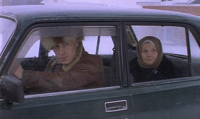 Бабуся (Лидия Боброва) (2003) DVDRip