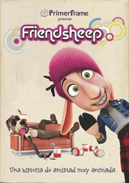 Друг Овцы / FriendSheep (Хайме Маэстро / Jaime Maestro) [2011г., короткометражный анимационныйфильм, WEBRip-AVC (720)]