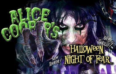 Alice Cooper - Halloween Night of Fear (2011) HDTVRip 720p