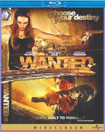 ����� ������ / Wanted (2008) BDRip | DUB