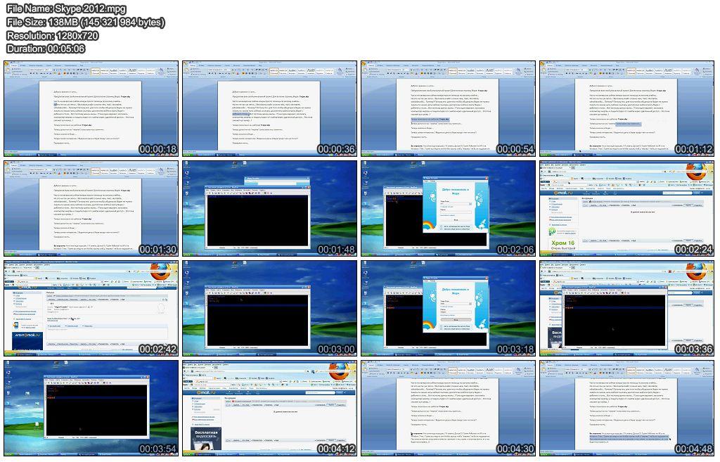 Скачать Взлом Skype (2012, RUS) бесплатно.