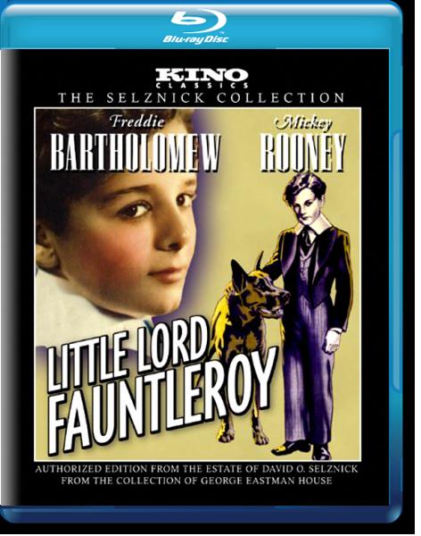 Юный лорд Фаунтлерой / Маленький лорд Фаунтлерой / Little Lord Fauntleroy (Джон Кромуэлл / John Cromwell) [1936 г., США, драма, семейный, BDRip] MVO (Светла)