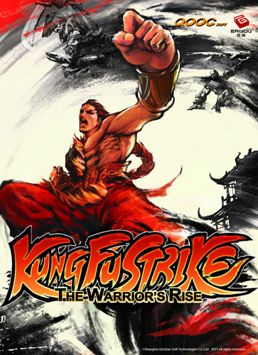 Kung Fu Strike - The Warrior's Rise (Digital Tribes) (ENG) [L]