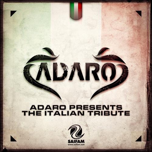 (Hardstyle) Adaro - The Italian Tribute - 2012, MP3, 320 kbps, WEB [TTC092]