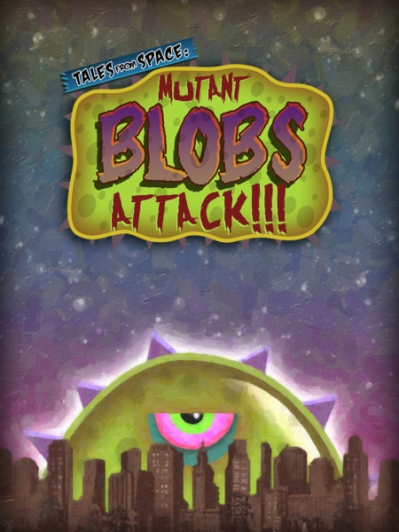 Скачать игру Tales from Space: Mutant Blobs Attack 2012/ENG, скачать игры, игр