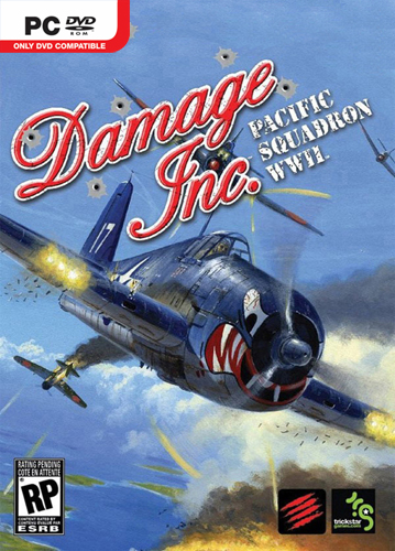 Damage Inc.: Pacific Squadron WWII (2012) PC | Repack