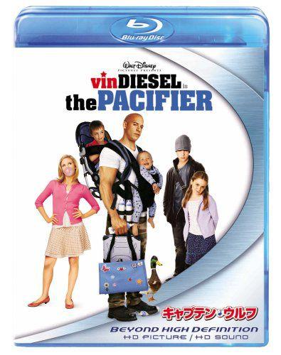 Лысый нянька: Спецзадание / The Pacifier (2005) BDRip