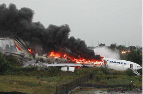Сборник авиакатастроф