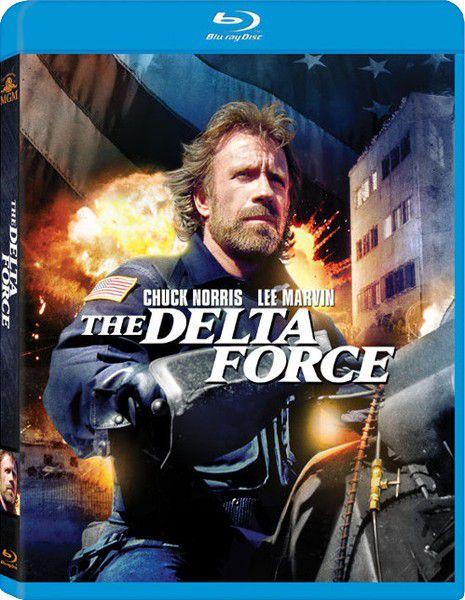 Отряд «Дельта» / The Delta Force (Менахем Голан / Menahem Golan) [1986, США, Израиль, триллер, драма, криминал, детектив, BDRip 1080p] 2xMVO + 4xAVO + VO + sub