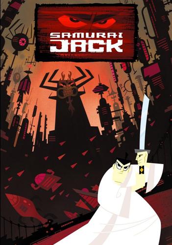 [MULT4MOBILE] Самурай Джек / Samurai Jack (Геннадий Тартаковский, Рэнди Майерс, Роберт Альварез) [2001 г., Animation, Action, Adventure, Fantasy, Sci-Fi, Thriller, DVDRip]