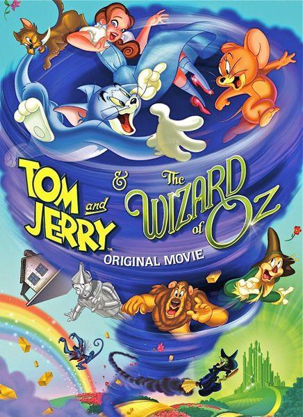 Том и Джерри и Волшебник из страны Оз / Tom and Jerry & The Wizard of Oz [2011] HDRip