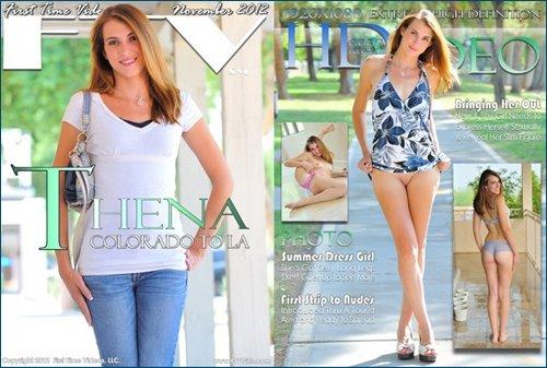 Thena - Colorado To La [FTVGirls] (2012-11-17) Full HD Video