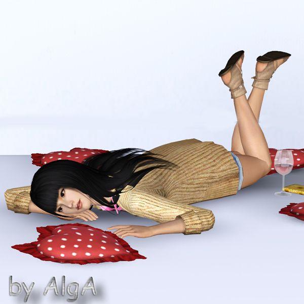 Кейко Ацуми от AlgA
