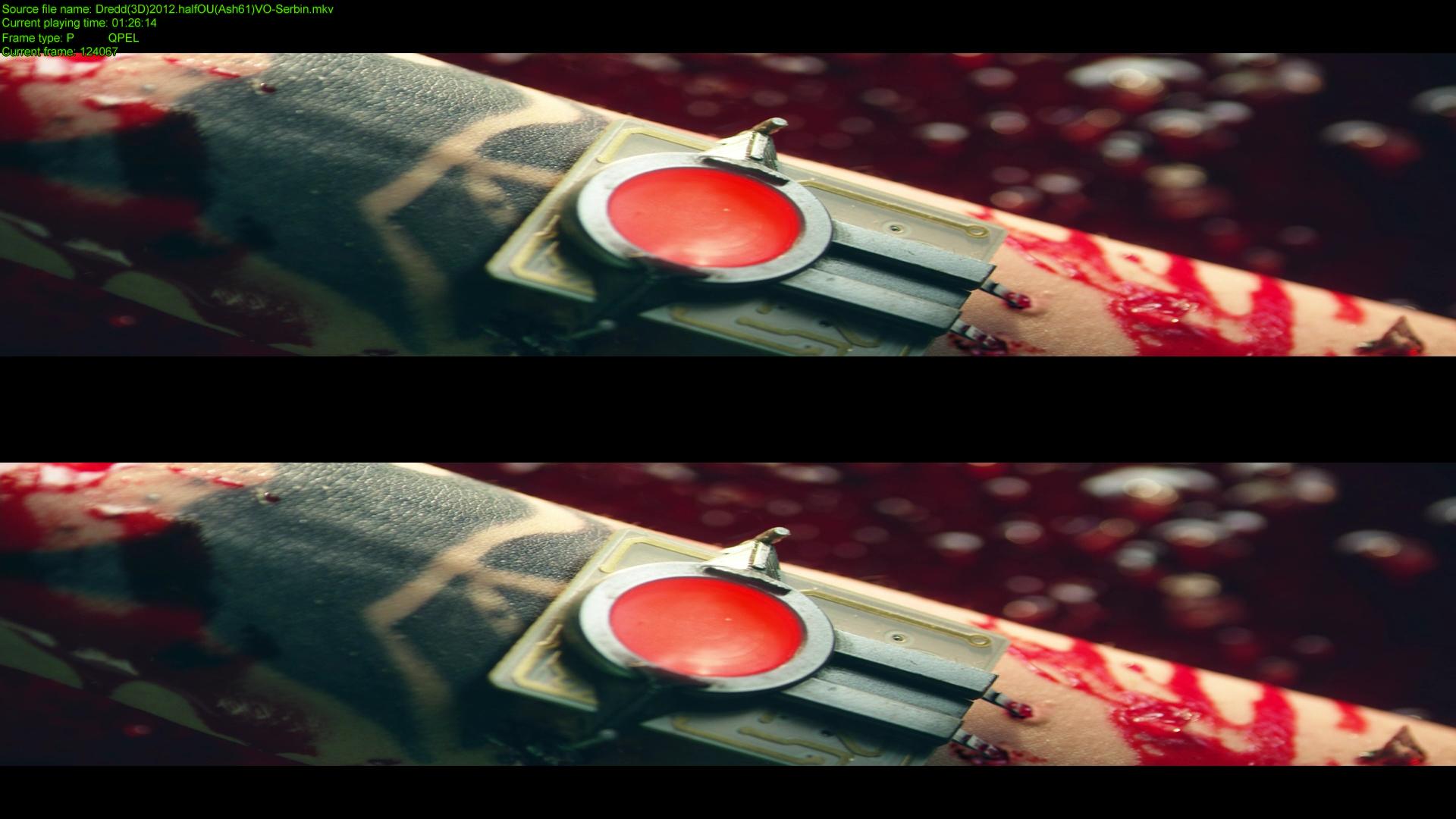 Судья Дредд 3D / Dredd 3D (2012) BDRip 1080p