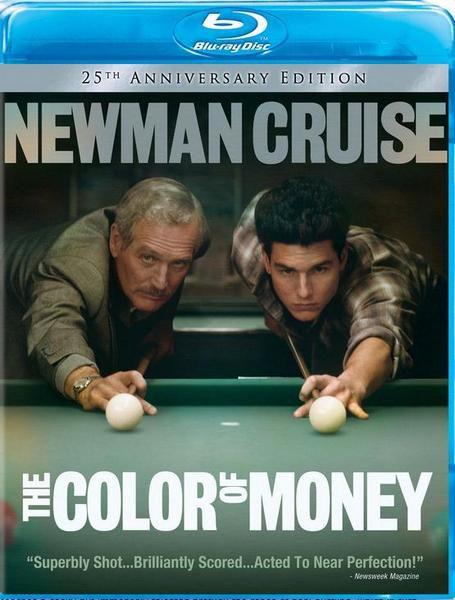 Цвет денег / The Color of Money (Мартин Скорсезе / Martin Scorsese) [1986, США, боевик, триллер, криминал, BDRip 1080p] Dub + 2xMVO (НТВ+, R5) + AVO (Михалев) + Original + subs (Rus, Eng)