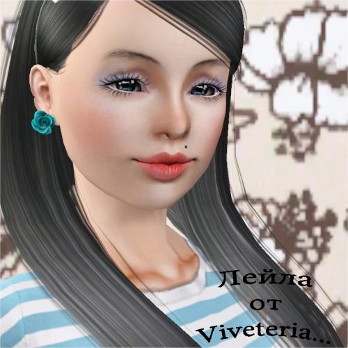 Лейла от Viveteria...