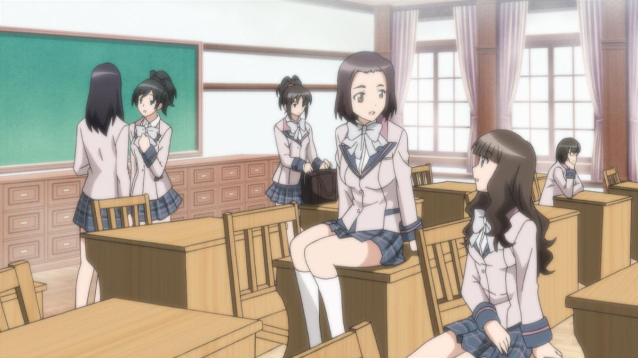 Одна из них – моя сестра! / Kono Naka ni Hitori, Imouto ga Iru! [TV] [Uncen] [13 из 13] [BDRip / 720p] RUS