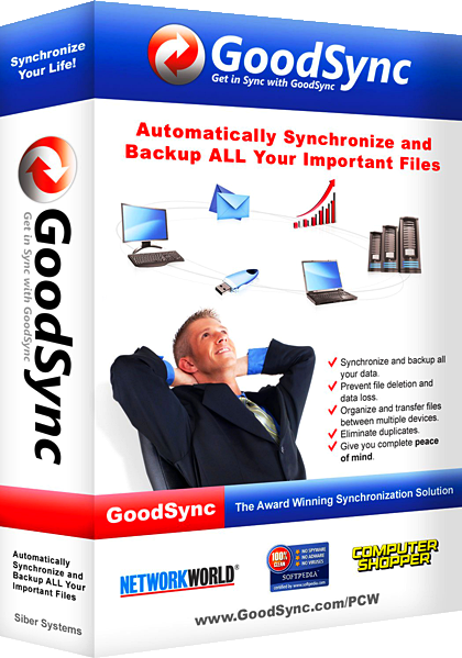 GoodSync Enterprise v9.8.2.2 Final + Portable [2014,MlRus]