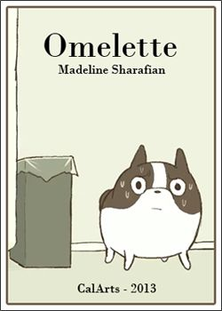 Омлет / Omelette (Мадлен Шарафян / Madeline Sharafian) [2013, короткометражный анимационныйфильм, WEBRip]
