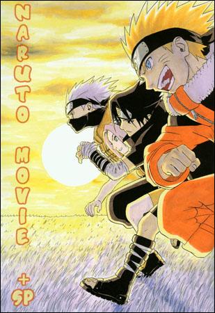 Наруто (Фильмы, спэшелы, ОВА) / Naruto (Movie 1-4, Special, OVA) [2003-2007 г., приключения,комедия, боевые искусства, сёнэн, аниме, TV-DVDRip][Субтитры]