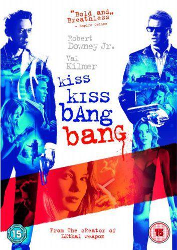 Поцелуй навылет / Kiss Kiss Bang Bang (Шэйн Блэк / Shane Black) [2005 г., комедия, боевик, DVD5 (сжатый)]