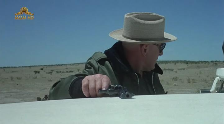 Граница / Кровавая граница / The Border (1980) HDTVRip