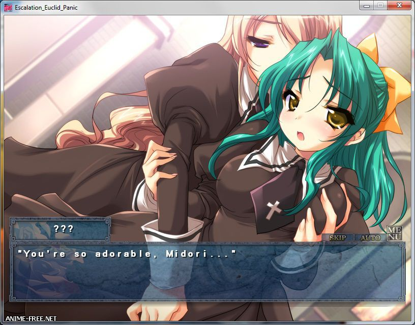 Yuukuri Panic! Escalation / Escalation ~Kuruai no Fugue~ [2011] [Uncen] [VN] [ENG,JAP] H-Game