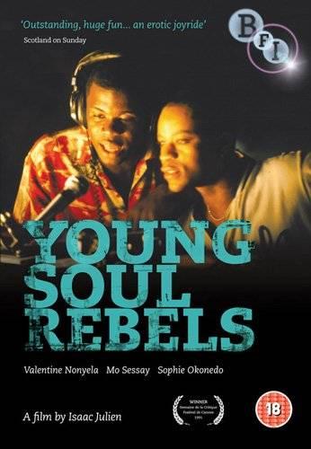 Молодые блюзовые бунтари / Young Soul Rebels / Young Soul Rebels: la radio pirata (Айзек Джулиен / Isaac Julien) [1991, Великобритания, арт-хаус, драма, гей-тема, VHSRip] AVO (Медведев)