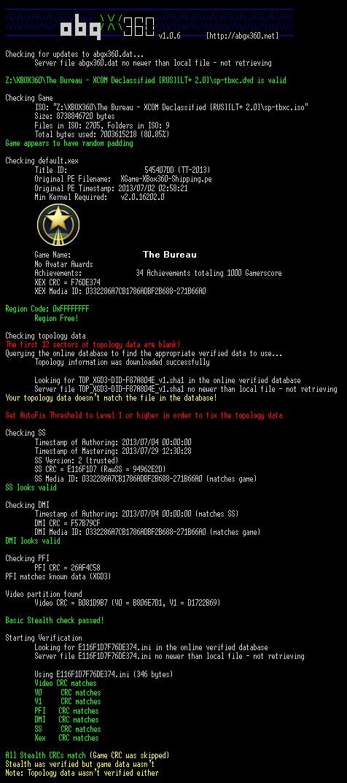 The Bureau: XCOM Declassified (Region Free.RUS) LT+ 2.0