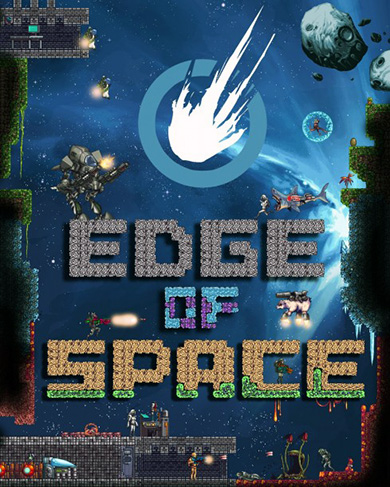 Edge of Space [v.0.3.81E] (2013/PC/Repack/Eng) by plate