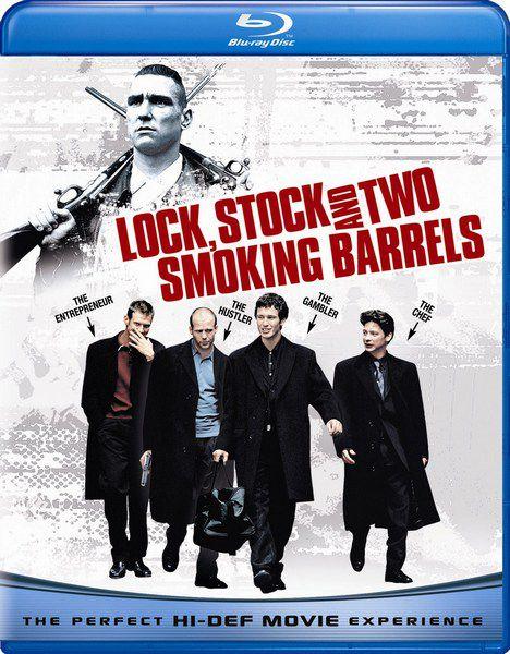 Карты, деньги, два ствола / Lock, Stock and Two Smoking Barrels (1998) HDRip