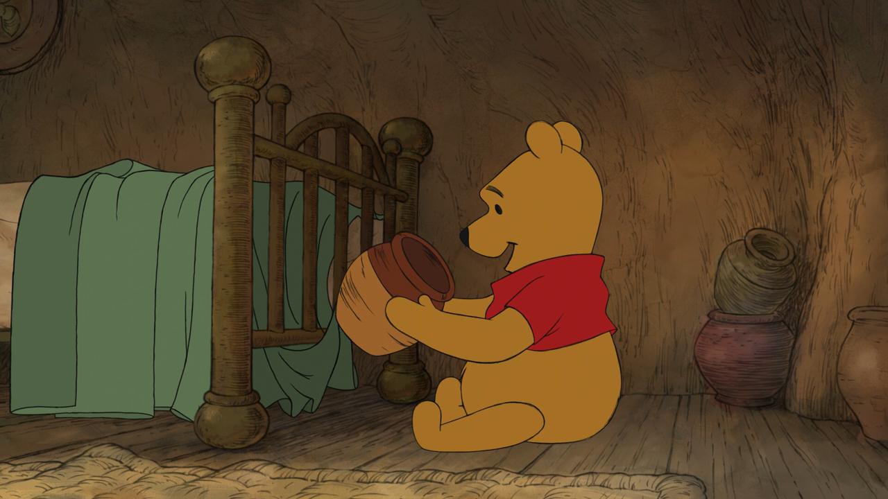 Медвежонок Винни и его друзья / Winnie the Pooh (2011) BDRip | Лицензия