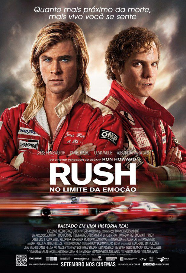 Download Rush: No Limite da Emoção AVI BDRip Dual Áudio