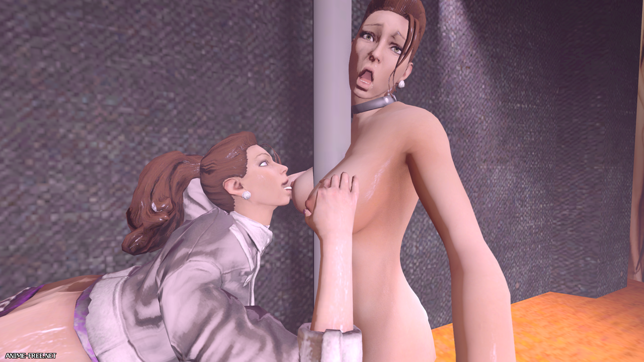 Saints Row [Uncen] [JPG,GIF] Hentai ART