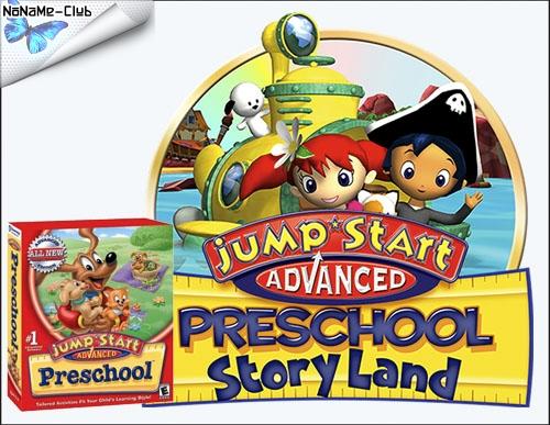 JumpStart Advanced Preschool: StoryLand [5+ лет] (2013) [En] (3.2.0.61061) Unofficial ZEKE