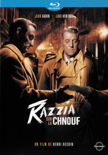 Облава на блатных / Облава на торговцев наркотиками / Razzia sur la Chnouf (Анри Декуэн / Henri Decoin) [1955, Франция, триллер, драма, криминал, BDRip] AVO