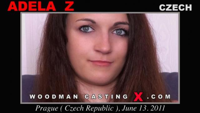 [WoodmanCastingX.com/PierreWoodman.com] Adela Z - Casting (2013) [HD 1080p]