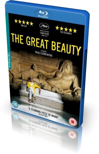 Великая красота / The Great Beauty / La grande bellezza (2013) HDRip-AVC