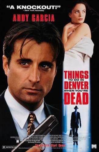 Чем заняться мертвецу в Денвере 1995 - Юрий Живов