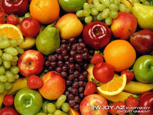 Meyvələrin sirli söhbəti