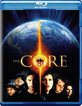 Земное ядро / The Core (2003) DVDRip / 1.44 GB