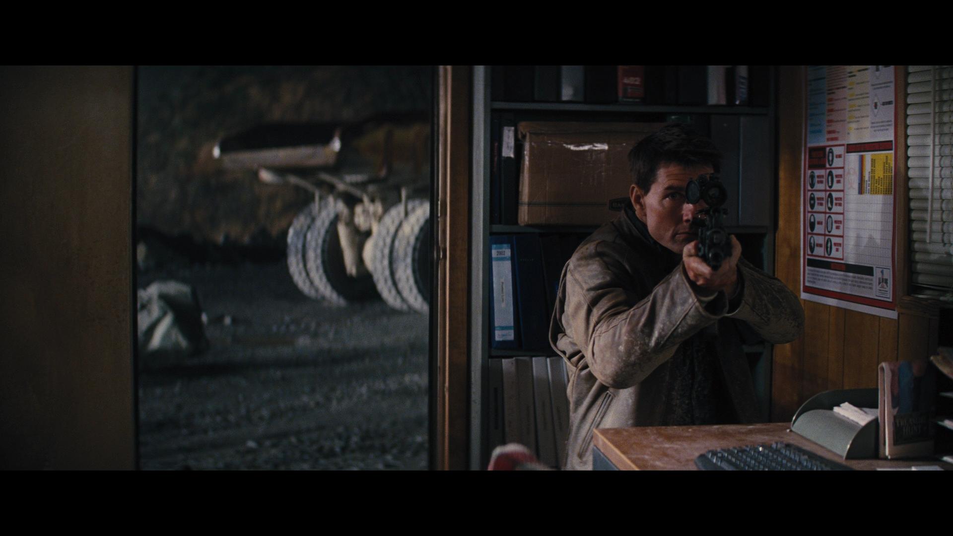 Джек Ричер / Jack Reacher (2012) Blu-Ray 1080р | Лицензия