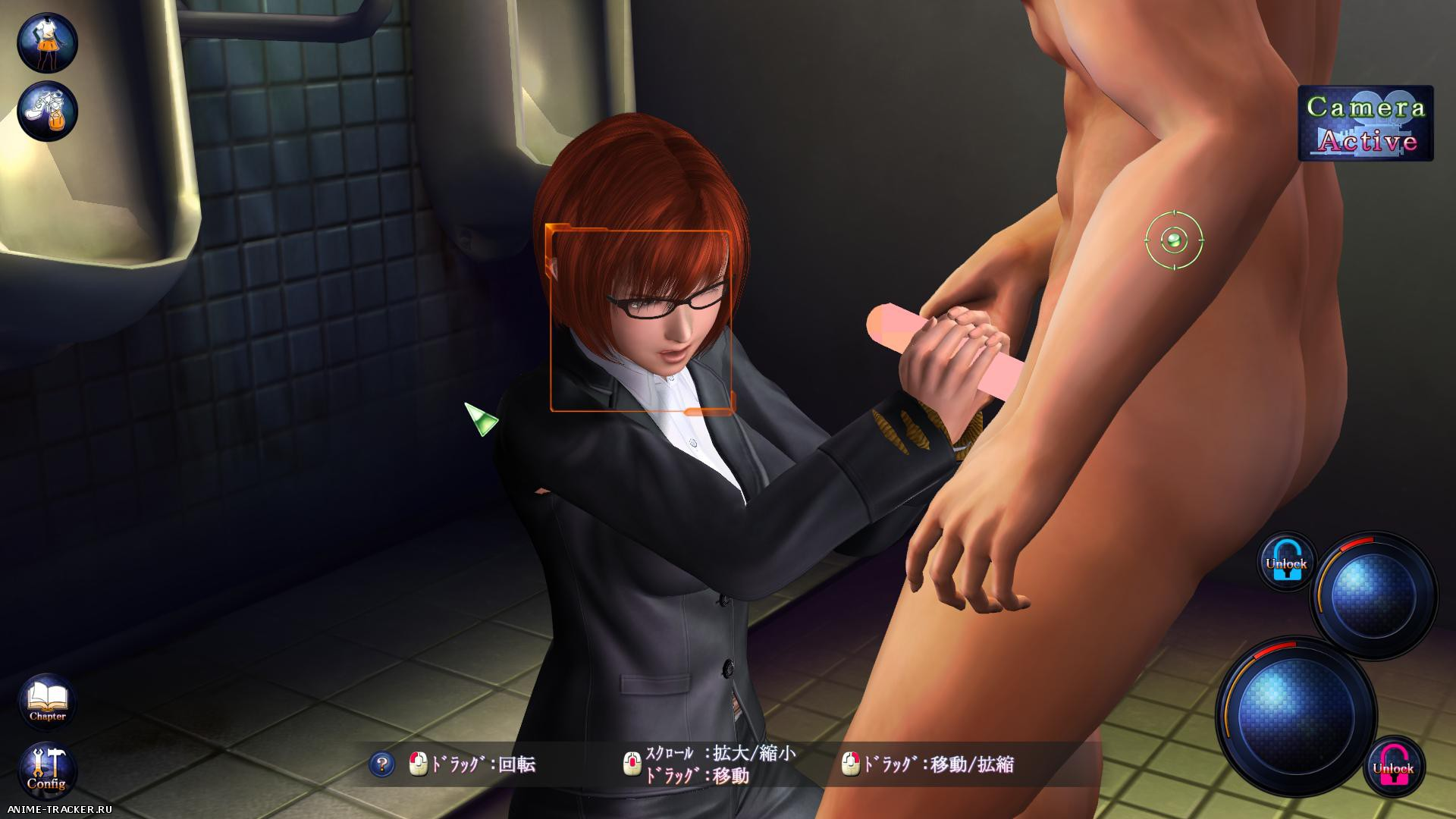 REAL PLAY / Реальные игры [2014] [Uncen] [Simulator,SLG,3D] [JAP,ENG,FRA,SPA] H-Game